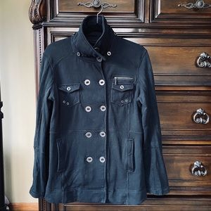 Hurley Double Breasted Jacket